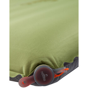Nomad Ultimate XW 10.0 Self-Inflating Mat apple/ dark grey